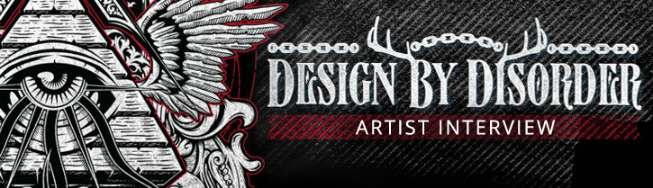 DesignByDisorder Artist Interview