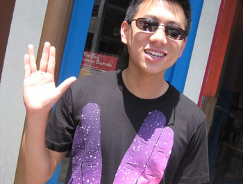 j0b0sapi3n wearing live long and prosper by yehteh