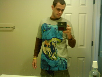 dallasc85 wearing Limited Edition - DINO FRENZY by MR-NICOLO