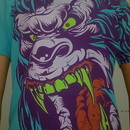 RoyA wearing SASQUATCH FRENZY! by MR-NICOLO