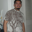 DesignLawrence wearing TREE by oliver