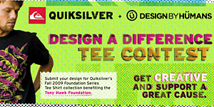 Quiksilver Design A Difference