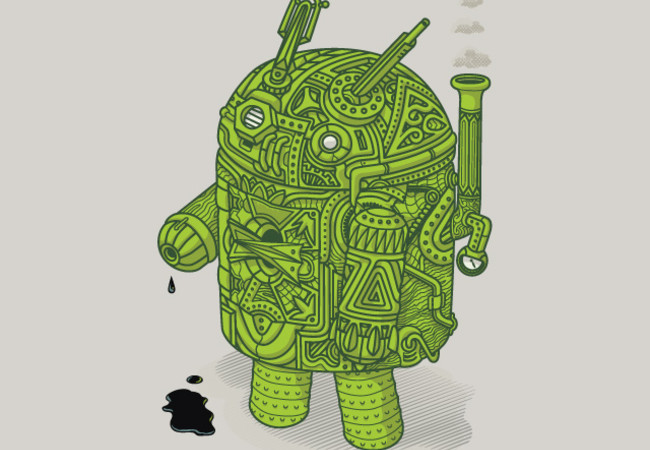 the droid