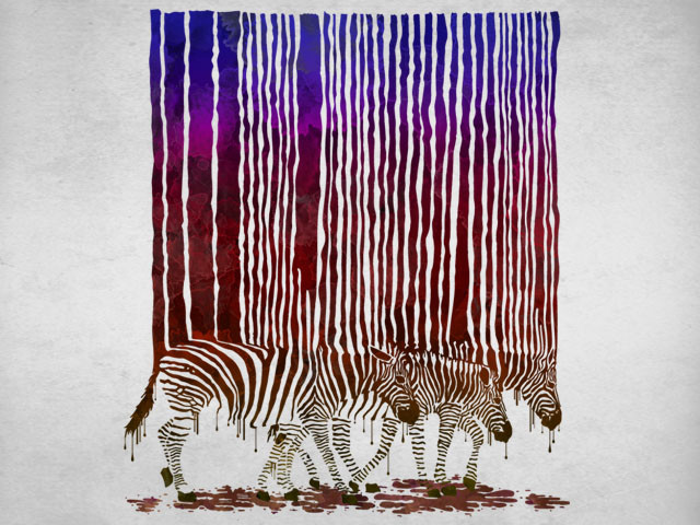 Stripes of Life