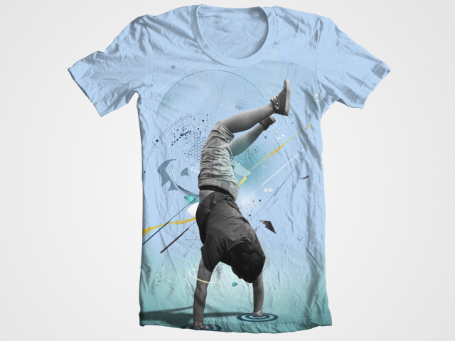 Break Dance Tee