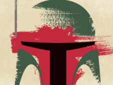 Boba is the man T-Shirt Design by