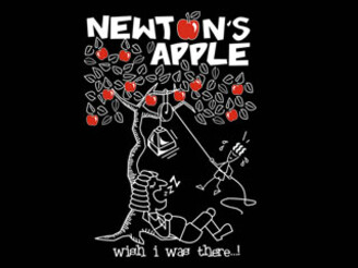 Newton's Apple by teecafe
