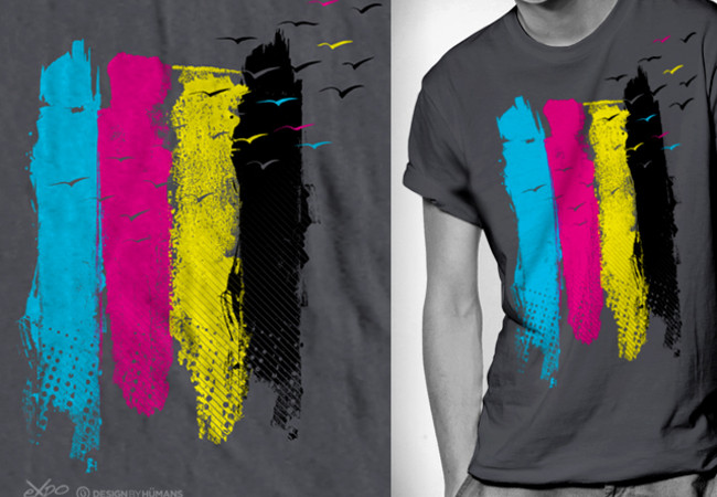 Escape in CMYK