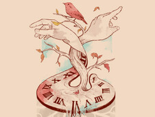 Hands of Time T-Shirt Design by