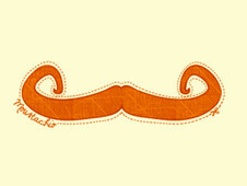 Moustachio! T-Shirt Design by
