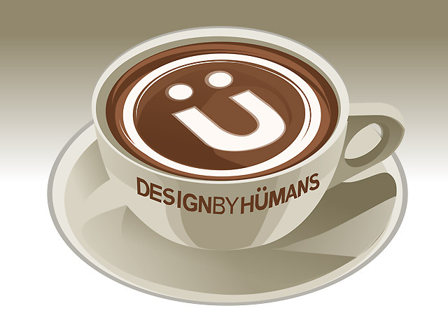 DBH Artist Logo Series - Latte Art