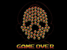 Game Over! T-Shirt Design by