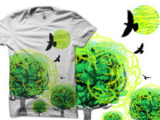 Tree Of life T-Shirt Design by