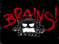 Braaaaaaains! T-Shirt Design by