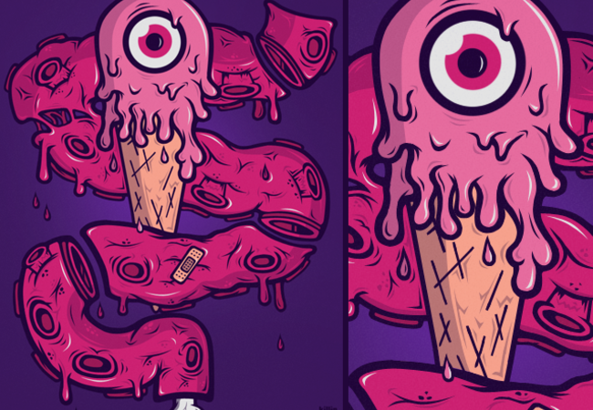Octo-EyeScream