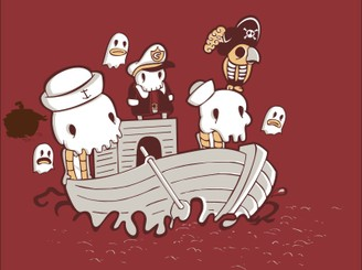 """Ghost Ship"" by mrjosh"