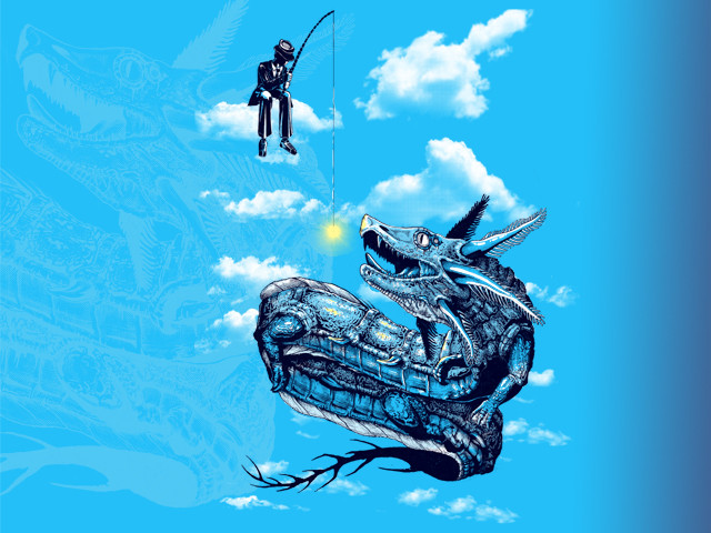 Deep Sky Fishing