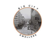 Big City T-Shirt Design by