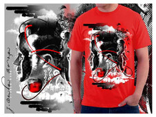 Forbidden Perception T-Shirt Design by