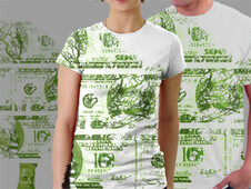 Money t-ree Shirt T-Shirt Design by