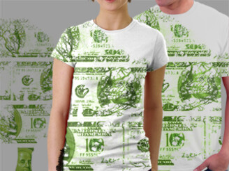 Money t-ree Shirt by photoshopguru94