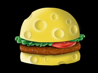 Cheeseburger by theodoredook
