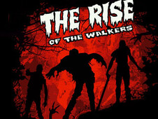 Rise of the walkers T-Shirt Design by