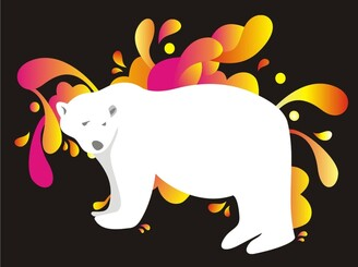 Polar Bear by Toom