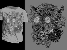 Revelations 2:2008 T-Shirt Design by