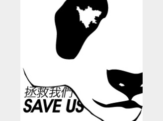 Save The Pandas by designsbychad