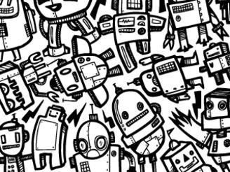Robot Overload by wotto
