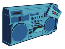 BOOM BOXX T-Shirt Design by