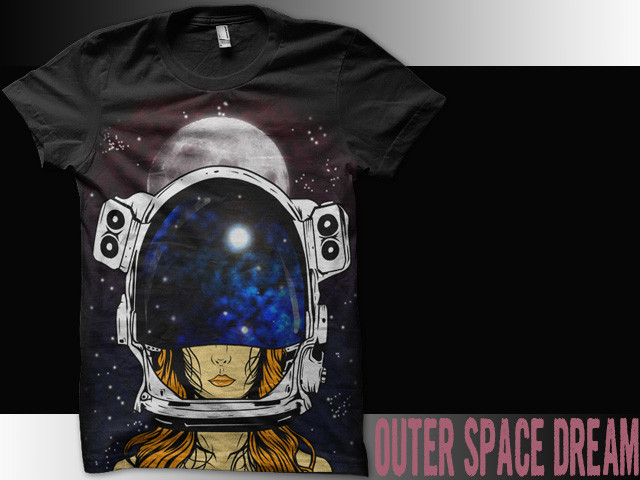 Outer space dream