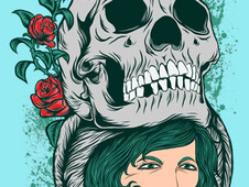 til' death with you T-Shirt Design by