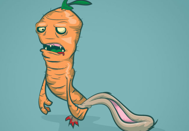 Revenge of the carrot