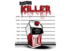 serial killer T-Shirt Design by