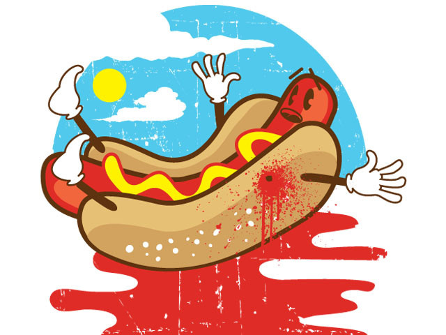 Hot Dog Murder