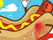 Hot Dog Murder by daletheskater