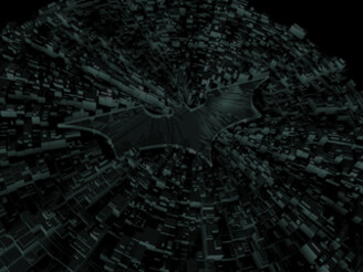 The Dark Knight Rises by Carom