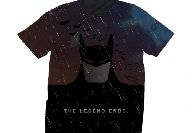 The Legend Ends
