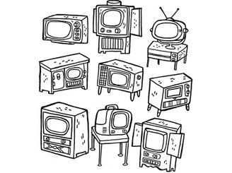 Televisions  by eliohouse