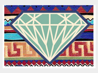 Diamond Aztec by jasonqjasonq