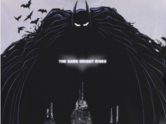 The Dark Knight Rises by lunaf