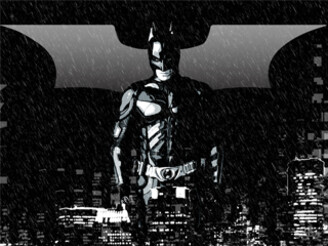 Rise above Gotham City by arunmehmi7