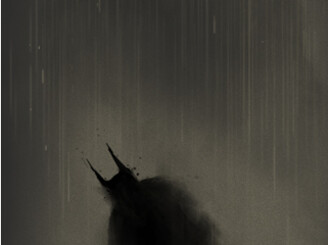 A Wet Bat by kdeuce