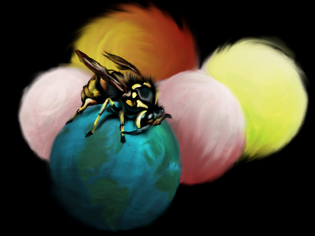 The Wasp Who Took Over the World