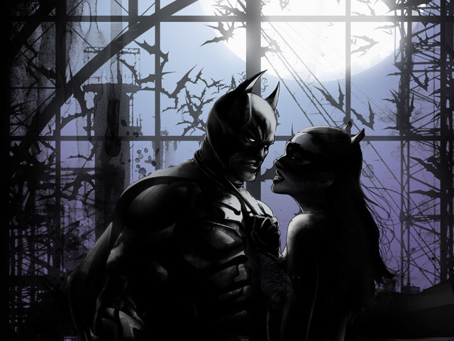 the bat and the cat