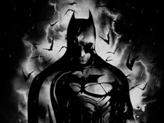 THE DARK KNIGHT RISES by INDZ