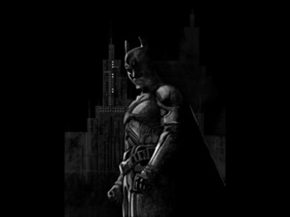 Dark knight by salahacham