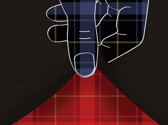 I Like Tartan (Redesign) by luke9480